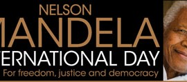 "On his International Day: ""Nelson Mandela"" in the prisons of Bahrain"
